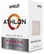 AMD Athlon 200GE 3.2GHz 35W 2C/4T AM4 APU with Radeon Vega 3 Graphics