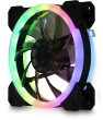 Cooltek Silent Series Fan 120 RGB, 1200RPM