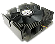 Slim Silence iPlus Low Profile Intel CPU Cooler