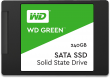 Green 240GB 2.5in SSD, WDS240G2G0A